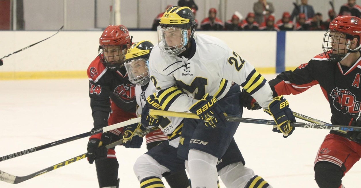 SPIEGEL LEADS NO. 7 WOLVERINES OVER NO. 10 PANTHERS