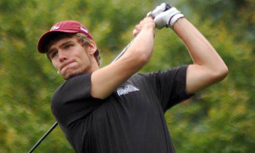UMF golf places third out of eight at Husson Invitational