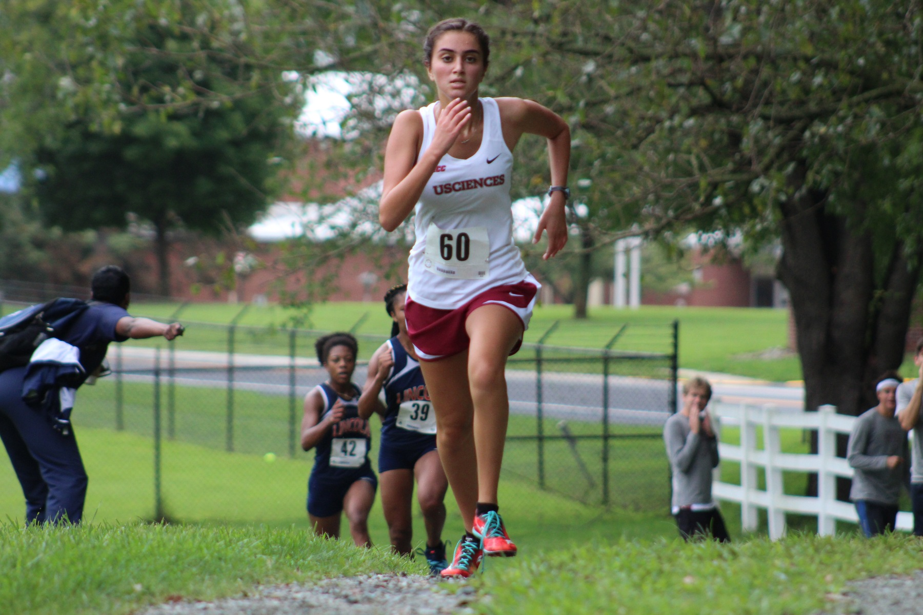 Sauers' Top-Five Finish Propels Women's Cross Country to Sixth Place Finish at Philadelphia Metro Championship