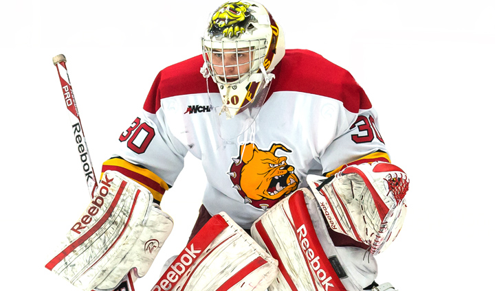 Ferris State's Motte Chosen As National Winner Of Premier Player Award