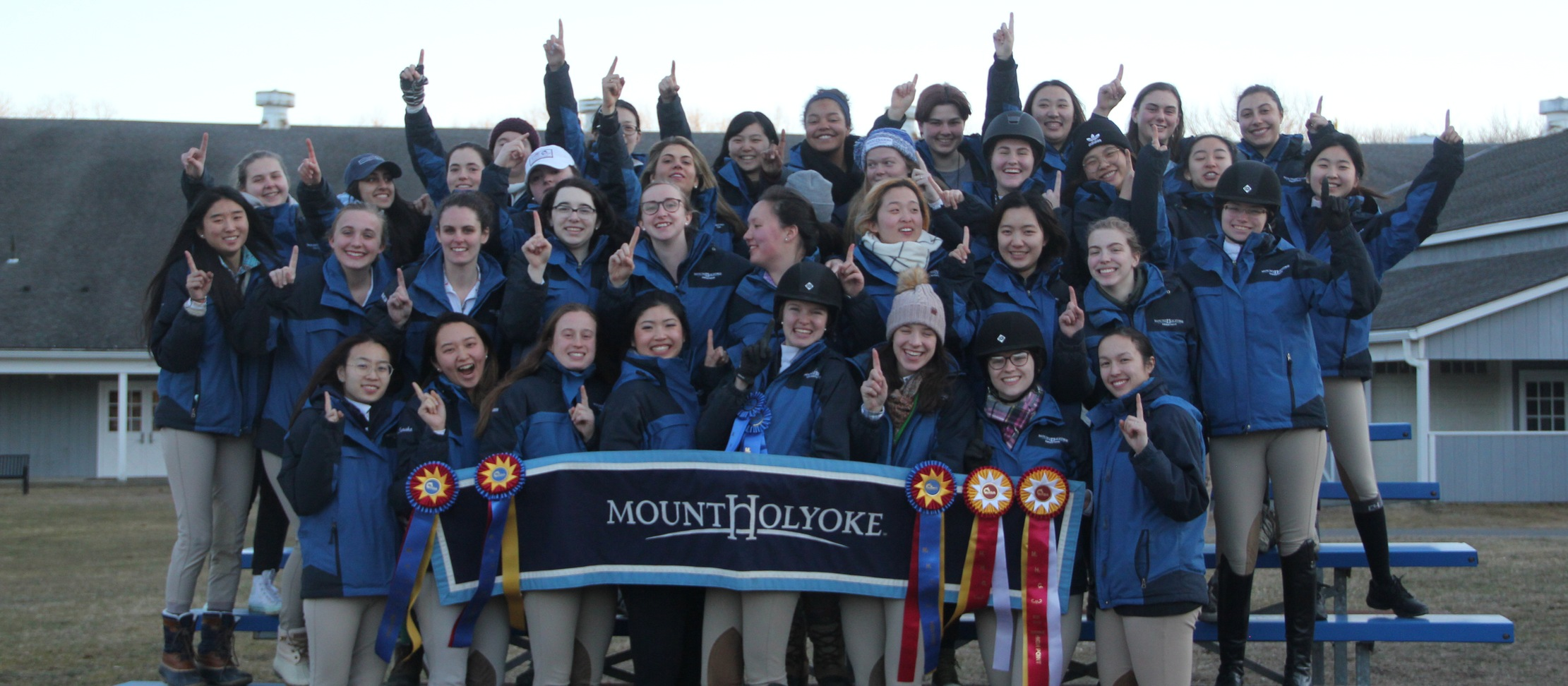 Riding Wins Third-Straight High Point College Title at Home on Saturday