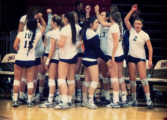 Women's volleyball team finishes third in the state