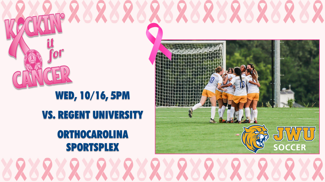 Women's Soccer To Host Breast Cancer Awareness Game