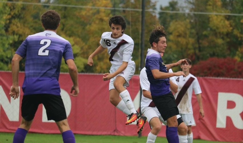 Late Penalty Kick Ends Men's Soccer's Season