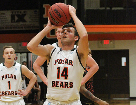 Men's Basketball stays atop OAC standings, wins 10th straight game with 91-78 victory over Heidelberg