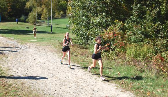 Lyndon women fifth at Runnin' Monks Invitational