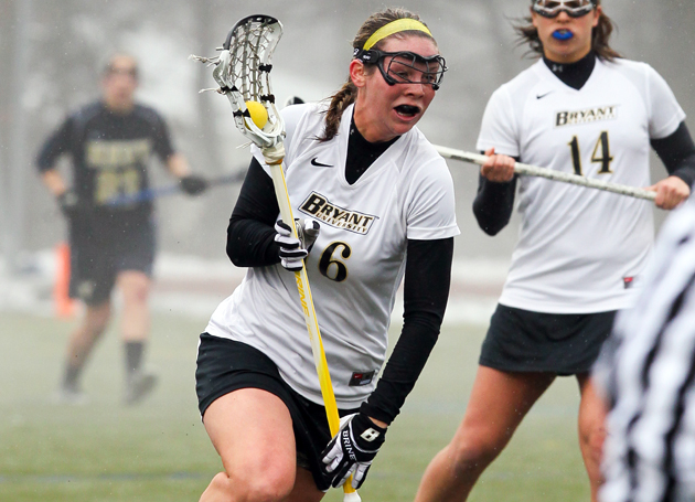 Women's Lax Falls 11-7 to Aggies