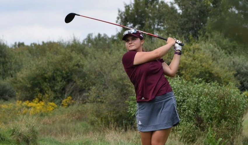 Women's Golf Takes Fifth at First MIAA Jamboree