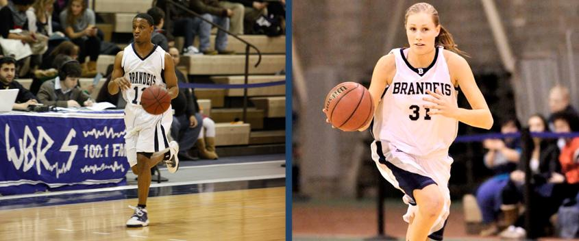Seniors Tyrone Hughes and Morgan Kendrew lead the Judges into battle in 2011-12