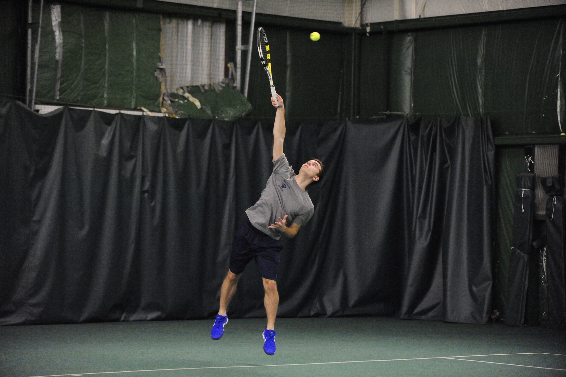Mt. Union Defeats Men's Tennis