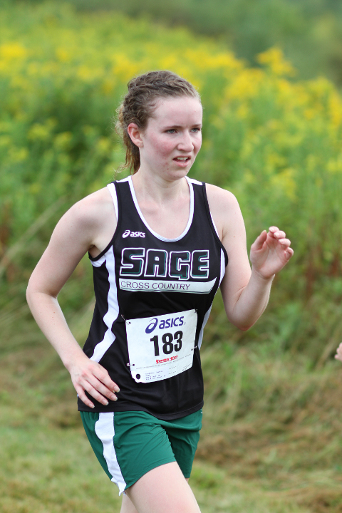 Sage harriers post strong 7th place finish at Bard Meet