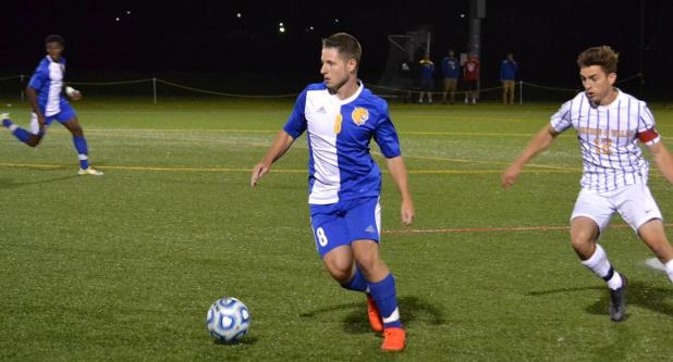 Strong Second Half Gives JWU 4-1 Win at Suffolk