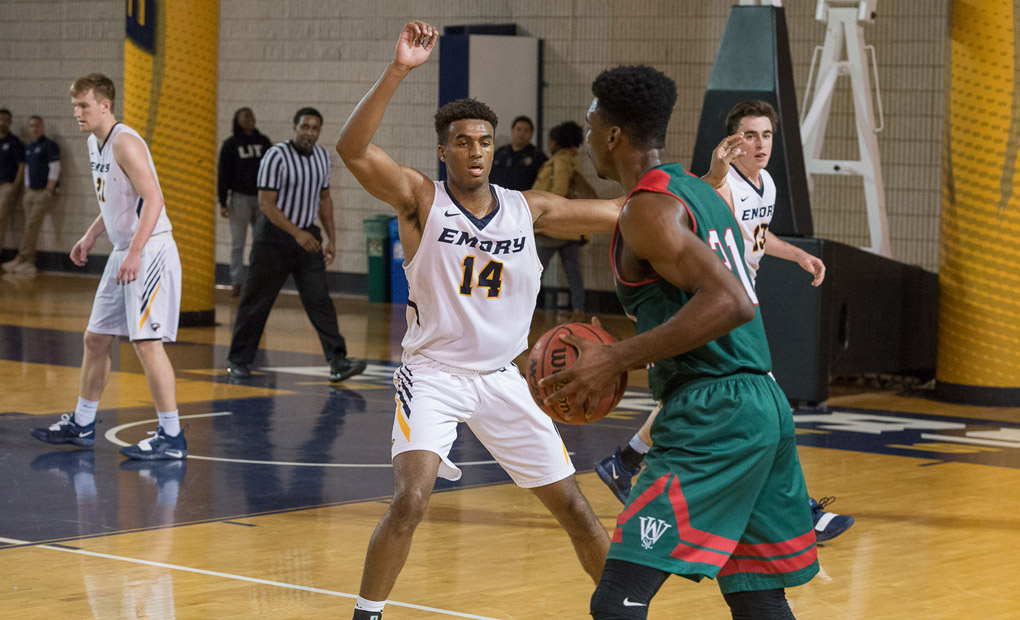 Emory Men's Basketball Prevails At Case Western Reserve