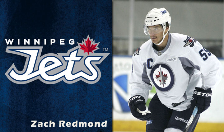 Former Ferris State Skater Zach Redmond Recalled By NHL's Winnipeg Jets