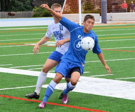 Men's Soccer Falls in OT to Open Season
