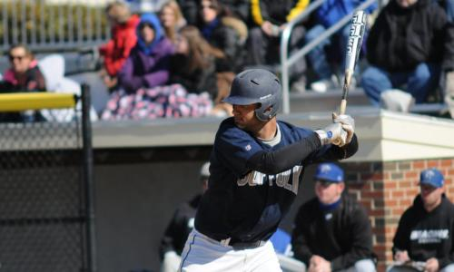 Baseball Opens 2012 With 5-4 Victory