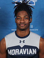 Men's Track Athlete of the Week - Zion Howard, Moravian