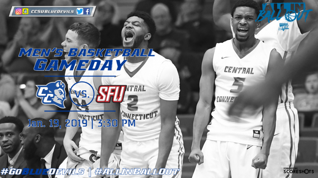 Men's Basketball Hosts Saint Francis U for Legends' Day Saturday