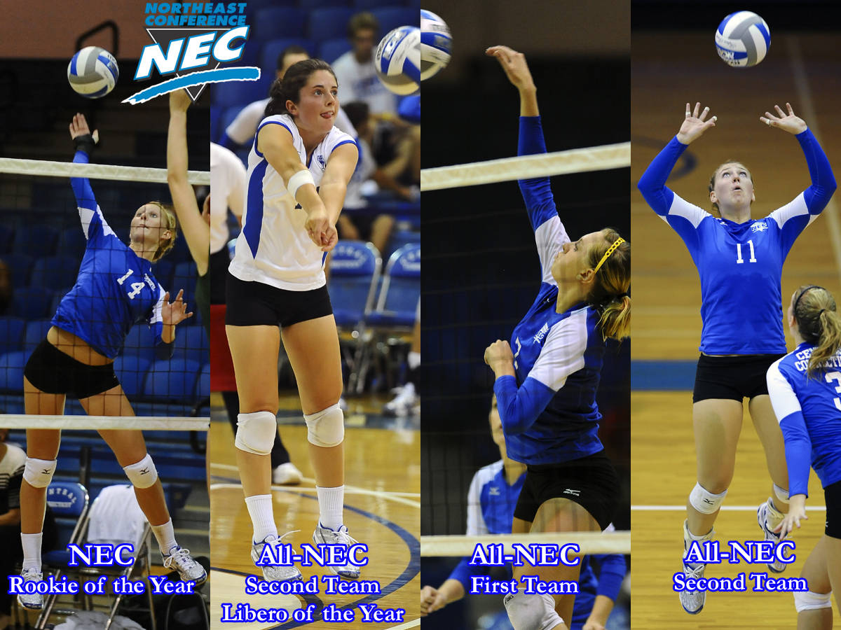 Four Blue Devils Earn Northeast Conference Honors