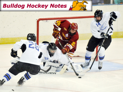 Weekly Notes Games 31-32: Alabama-Huntsville at Ferris State