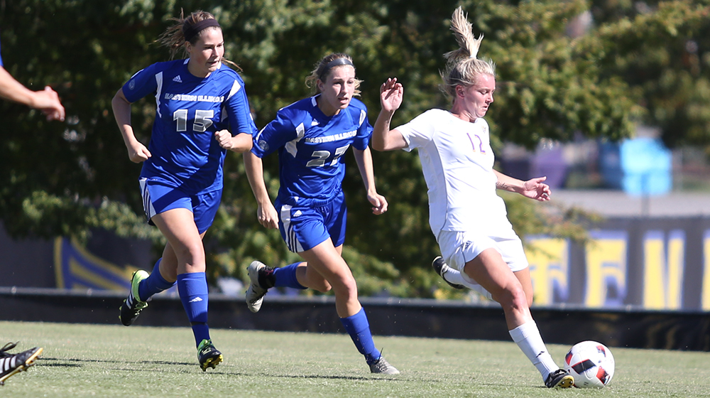 Tech's seniors come up big in 2-0 Senior Day victory over EIU