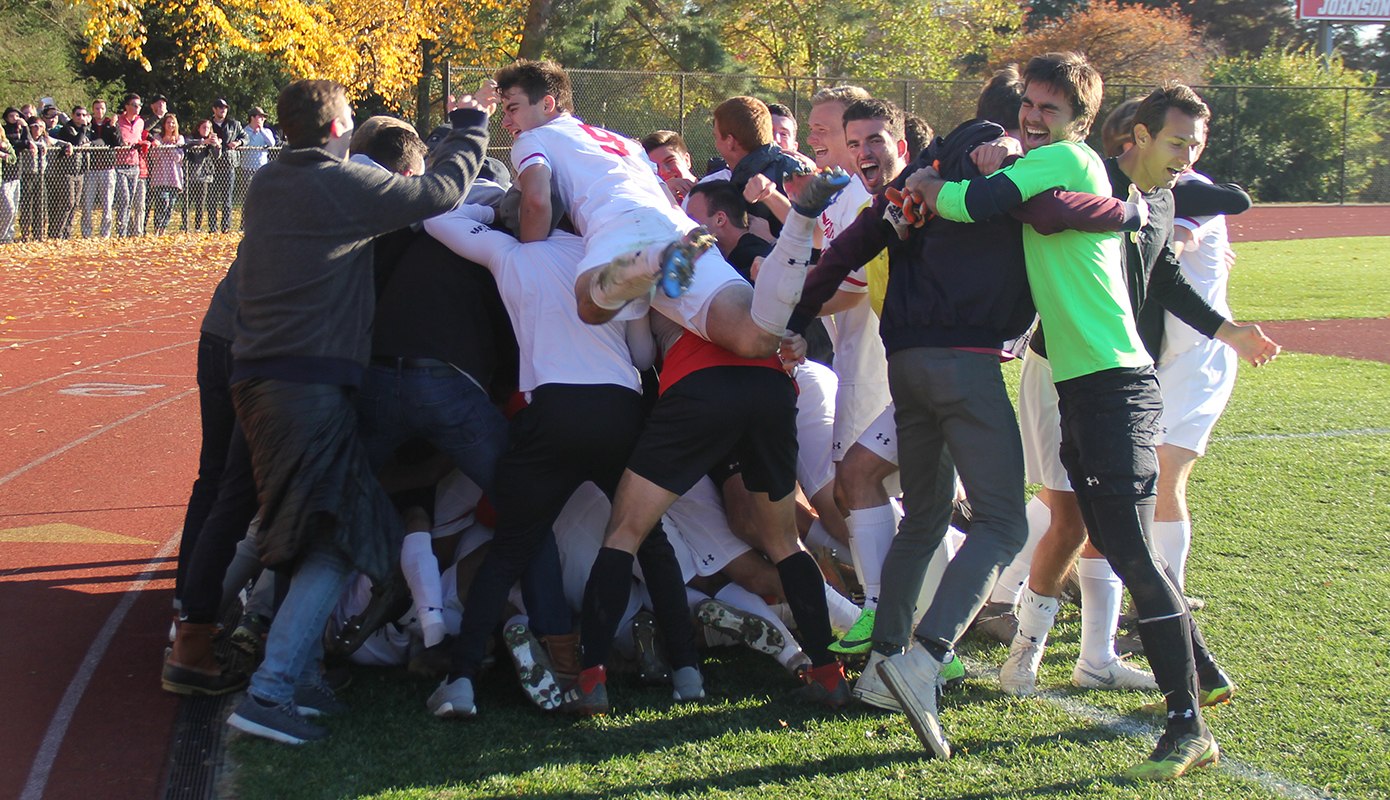 Men's Soccer Set for Opening Weekend of NCAA Tournament