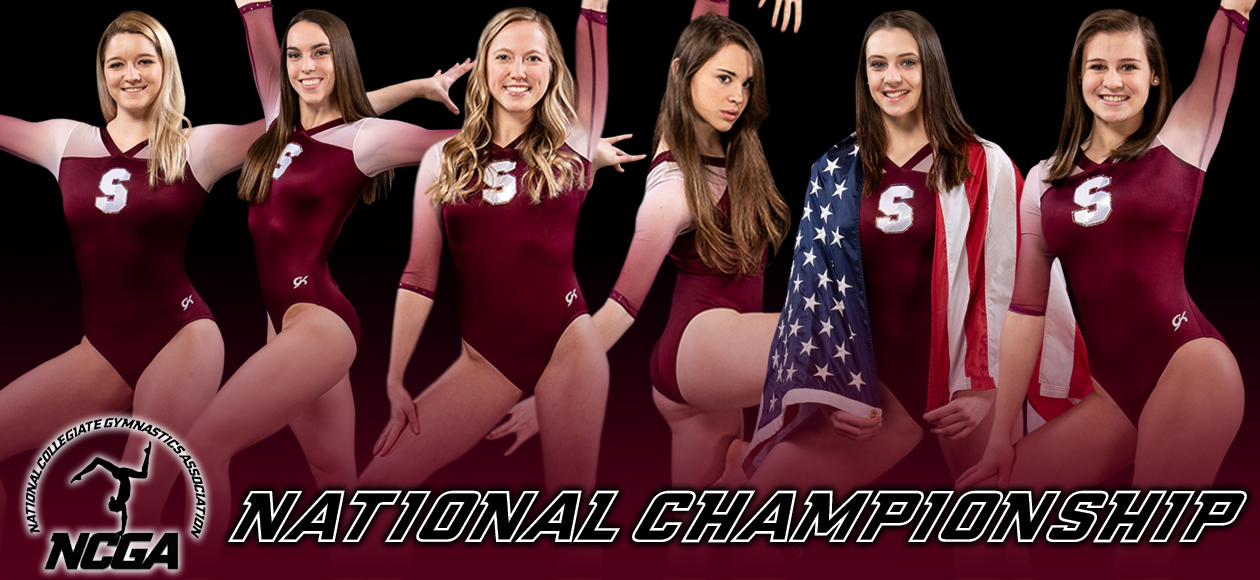 Six Student-Athletes to Represent Women's Gymnastics at NCGA National Championships on March 23