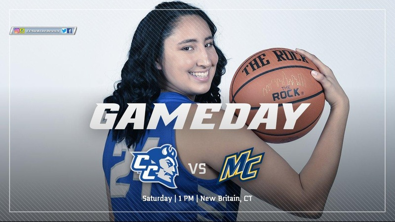 Women's Hoops to Play Merrimack Saturday