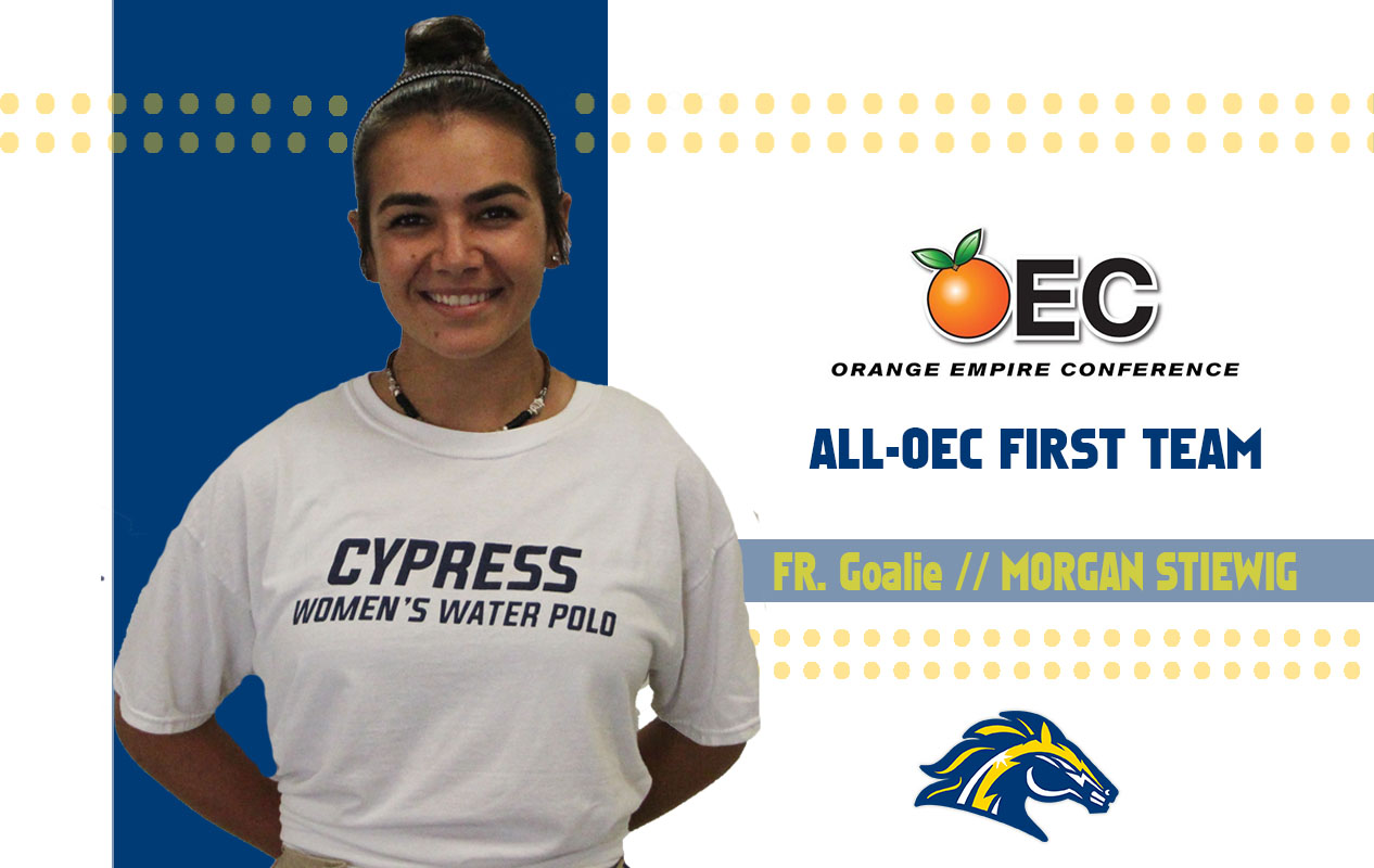 Women's Water Polo: Two Charger's selected to All-Orange Empire Conference Team