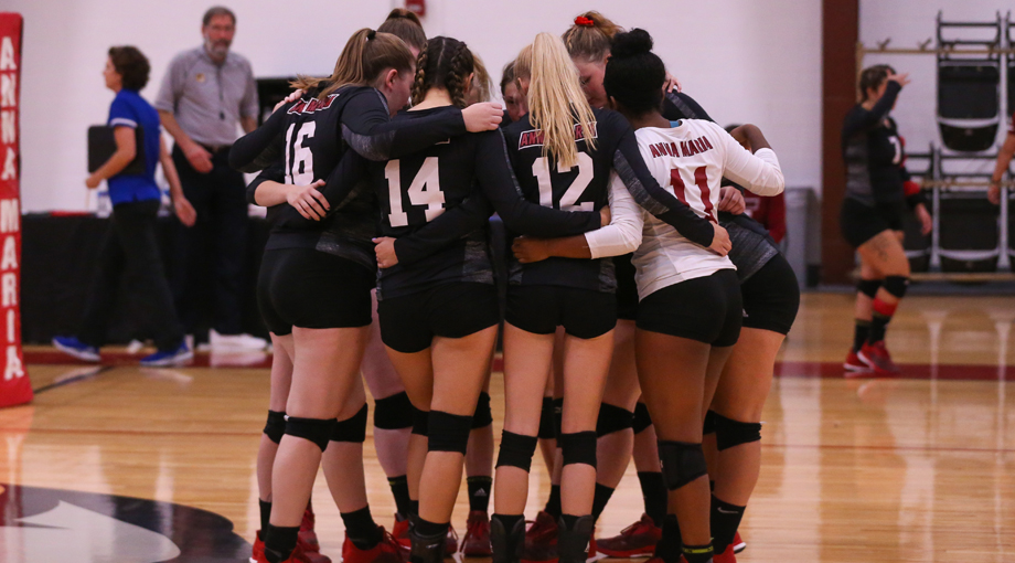 Volleyball Falls to Rivier, 3-0