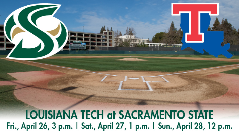 BASEBALL RETURNS HOME TO FACE LOUISIANA TECH