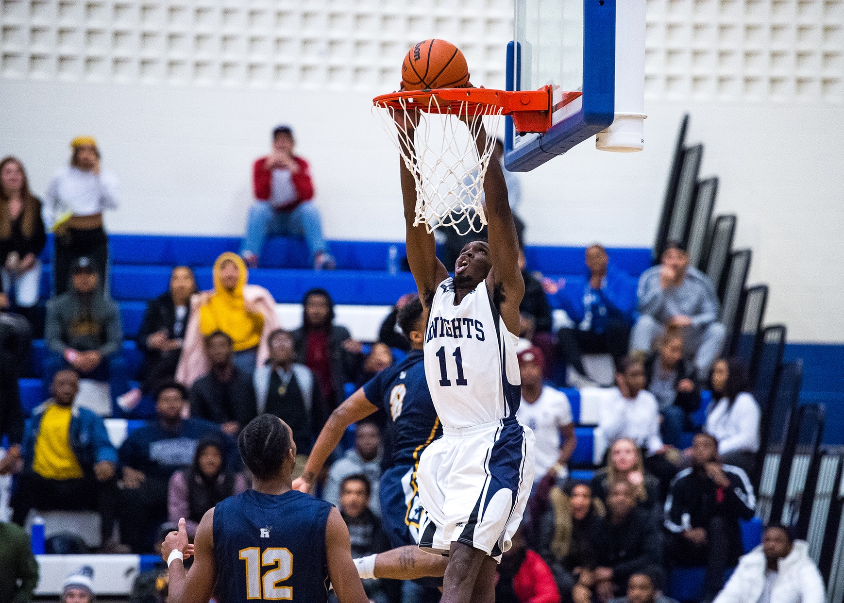 RECAP: Knights men's basketball defeat Humber