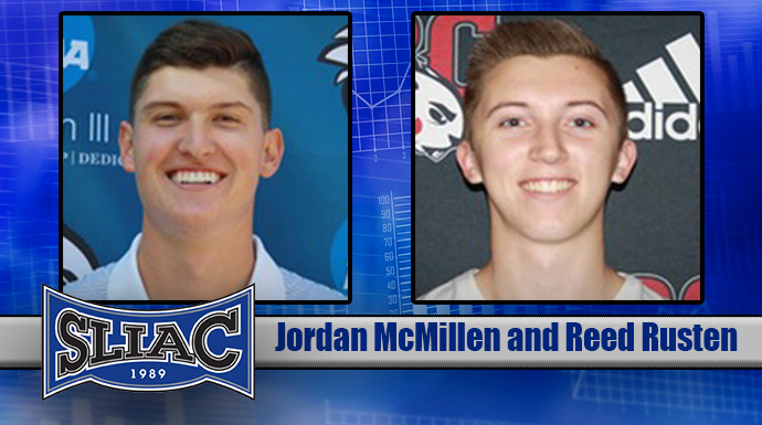 Feature Friday with Jordan McMillen and Reed Rusten