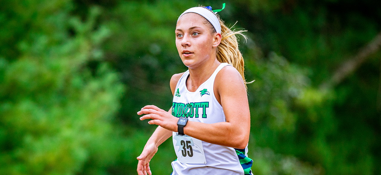 Women's Cross Country Shines At Keene State Invitational