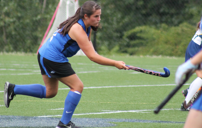 JWU Posts 3-0 Win Over Field Hockey