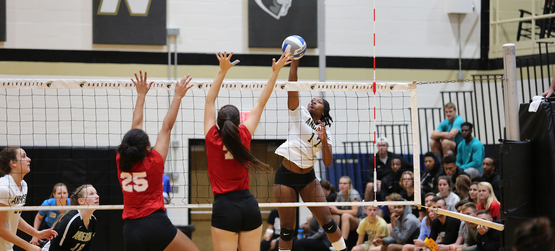Balanced Attack Propels Trojans to Sweep of Tusculum