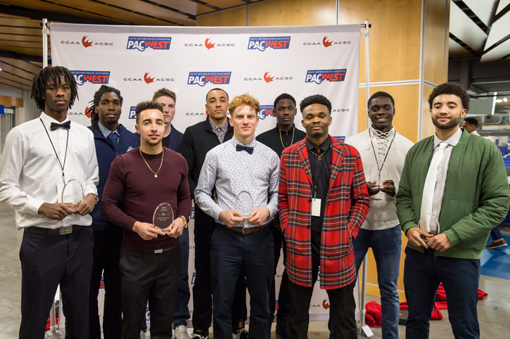 Athlètes par excellence pancanadiens 2019 de l'ACSC en basketball masculin
