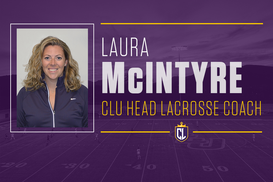 McIntyre Named Women's Lacrosse Head Coach