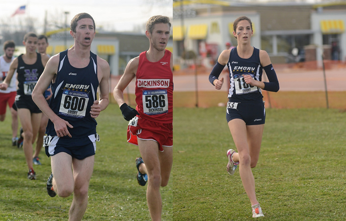 Emory Cross Country Teams To Compete At Oberlin's Inter ...