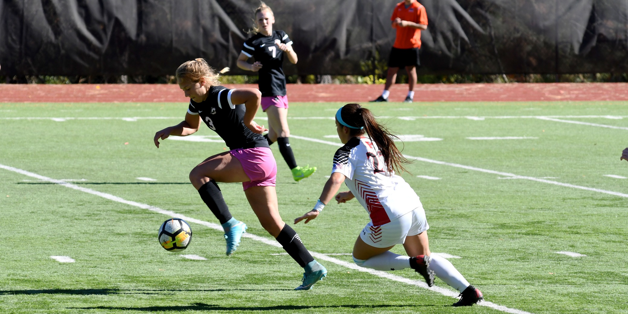 Pioneers allow three goals in road loss to Linfield