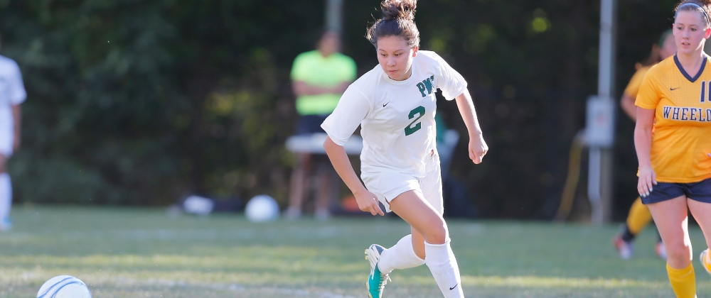 Newbury Tops Women's Soccer, 6-2