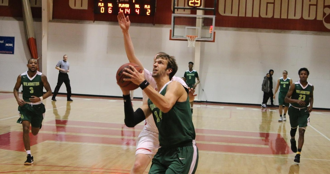 Quick Starts Gives No. 11 Wittenberg 74-52 Win Over Men's Basketball