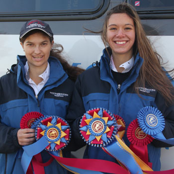 Solid Rides Lift Equestrian to Victory at UMass Horse Show