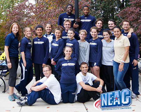 2013 GU cross country team meeting set for Wednesday, April 24, at 8:30 p.m.