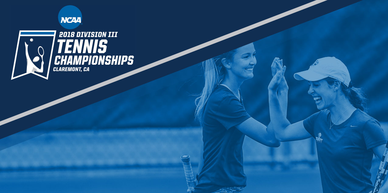 Trinity Women's Tennis to Face Pomona-Pitzer in NCAA Opening Round