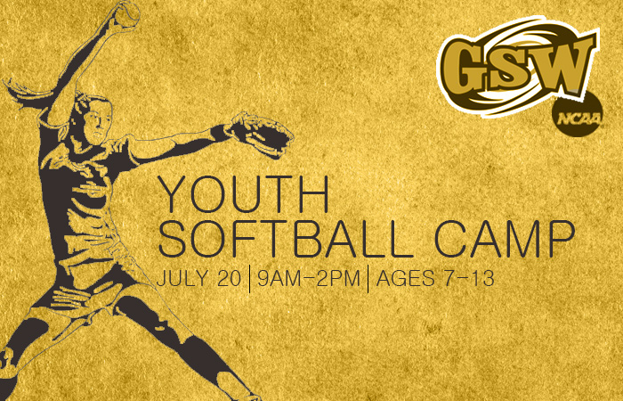 GSW Youth Softball Camp Scheduled For Saturday (7/20)
