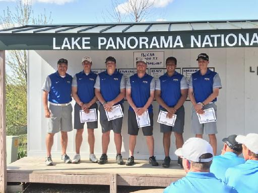 NIACC men's golf team heading to nationals