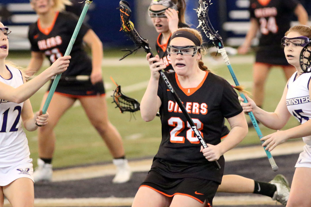 Oilers Fall 20-10 to Westminster
