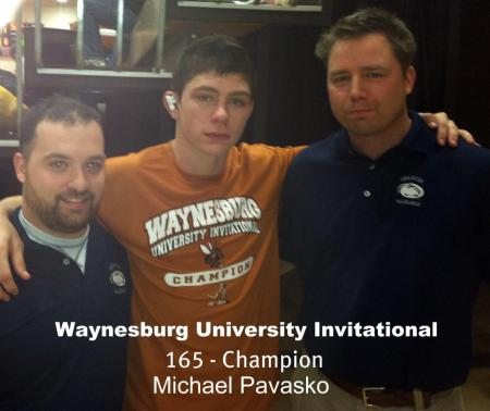 Michael Pavasko, Penn State Greater Allegheny