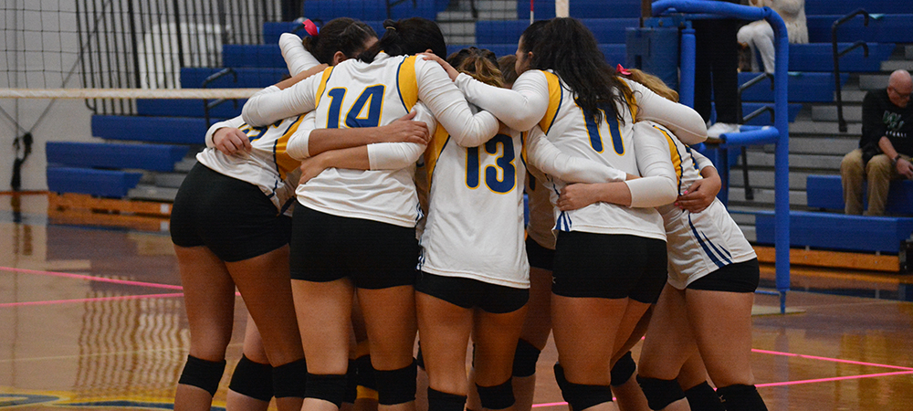 Women's Volleyball Falls at Home to Wilmington (Del.), 3-0